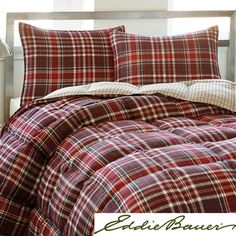 down shop bauer amazing set eddie check plaid comforter black alternative deal on king normandy