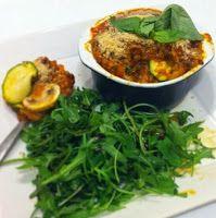 Wereldkeuken: Italiaanse lasagne met linzen, courgette & champignons (veganistisch, glutenvrij)