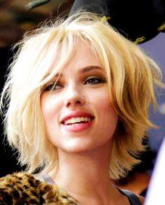 Short Haircuts Blonde