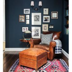 ON THE BLOG // SALT SERIES // Part Three : Design Your Family Room / Finding Inspiration /  via @em_henderson