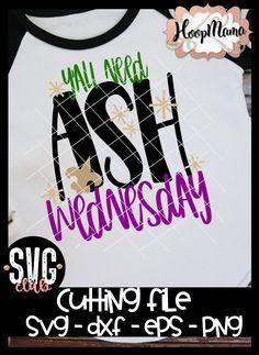 Vinyl Designs, Shirt Designs, Mardi Gras Sayings, Silhouette Machine, Silhouette Cameo, Wall Art Crafts, Ash Wednesday, Pb Teen, Funny New
