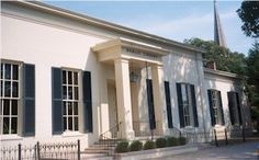 Jefferson County Public Library in Historic Madison, Indiana