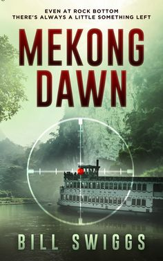 Book Cover Design for Mekong Dawn. If you would like to commission us for your…