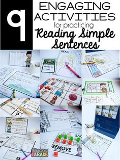 Reading SImple Sentences