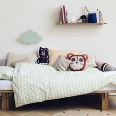 Ferm Living A14W Children's Homeware and Wallpaper collection via WeeBirdy.com