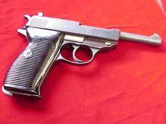 Guns - Walther P38