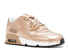 official photos e5187 85757 Nike Air Max 90 SE Big Kids Leather Metallic Red Bronze 859633-900 (Size   4.5Y), Mtlc Red Bronze Mtlc Rd Bronze