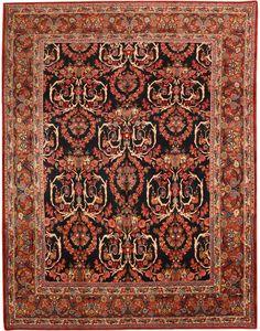 Early 20th century Antique Bidjar Persian Rug 43543 Detail/Large View - By Nazmiyal