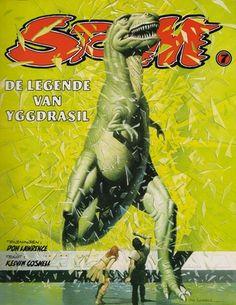 Fantasy Comics, Sci Fi Art, Fantasy Artwork, Comic Artist, Cover Art, Science Fiction, Illustrators, Concept Art, Contemporary Art