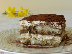 There's an Italian Signora who's written the book on Tiramisu and this is one of her recipes. You'll love it!