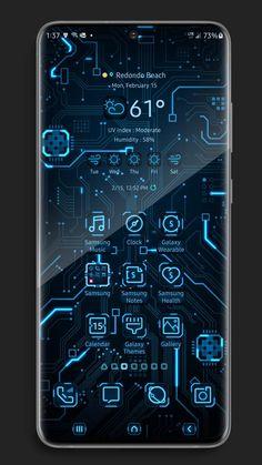 X9 Circuit - Blue