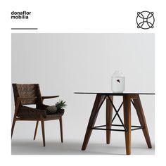 Design   Dona Flor Mobília   Guará   Poltrona   Mesa