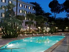 Aldrovandi Villa Borghese, Hotel 5 stelle lusso a Roma