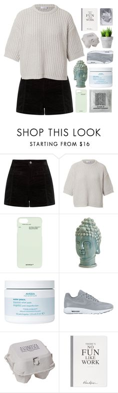 """YOU'VE GOT A HOLD ON ME"" by constellation-s ❤ liked on Polyvore featuring Brunello Cucinelli, Off-White, Home Decorators Collection, Aveda, NIKE, Maison Margiela, Selfridges, unicorntags and philosoqhytags"