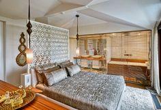Eclectic villa in Istanbul - contemporary - Bedroom - Other Metro - Erol Sevimlisoy Emrah Sevimlisoy SevimliMimarlik