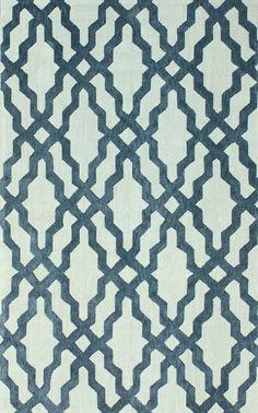 Elegance Cotton Trellis VST12 Rug. 5x8 $79