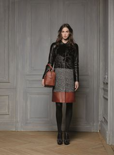 Longchamp FW13 new ready to wear collection. Discover it on www.longchamp.com