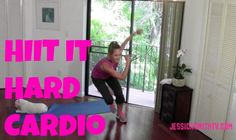 Workout Videos for Women Cardio Workouts Burn Fat Exercise Videos Lose Weight | Jessica Smith TV Fitness YouTube Workout Videos - LOVE all her workouts!!