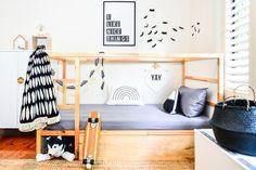 Organic kids bedding, Moonlit Sleep, TUBU Kids blog