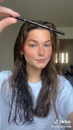 Makeup Eye Looks, Natural Makeup Looks, Cute Makeup, Pretty Makeup, Simple Makeup, Skin Makeup, Natural Everyday Makeup, Makeup Videos, Makeup Tips