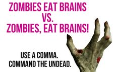 A tip to command the zombie army.