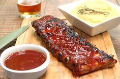 Véritables Ribs sauce BBQ !. Publié par Foodette. Retrouvez toutes ses recettes sur youmiam.com.