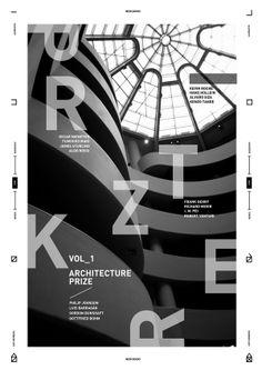 The pritzker architecture prize by Ondrej Kahanek