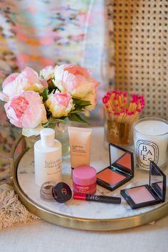 Best of Beauty 2019 via Glitter & Gingham / Top beauty products of 2019 / Ft. Charlotte Tilbury, Estee Lauder, Laura Mercier, NARS, Laneige