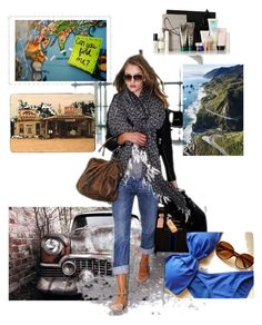 """""""Vacation"""" by mary-thor ❤ liked on Polyvore featuring GAS Jeans"""