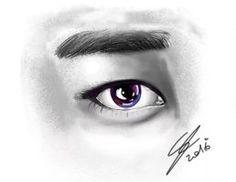 // Chen's Eye // by Sabrybrina