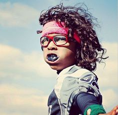 Flag football @thedudemom #recspecs Play hard & safe with #1 selling sports protective eyewear by Liberty Sport! www.libertysport.com