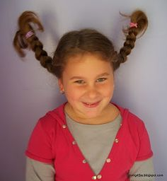 How-to for crazy hair night at Awana