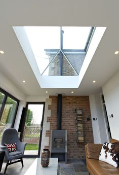 8 Handsome Tips AND Tricks: Roofing Garden Moderno shed roofing repair.Shed Roofing Loft. House Extension Plans, House Extension Design, Roof Extension, House Design, Extension Ideas, Glass Extension, Garden Room Extensions, House Extensions, Lantern Roof Light