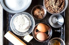 You Won't Believe The Secret To These Brownies #refinery29  http://www.refinery29.com/food52/107