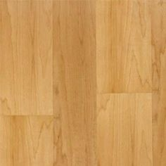 """AE130-24146 Northern Maple 3"""" by 1/2"""" engineered plank w/ eased edges in Natural from Anderson"""