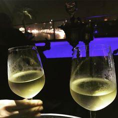 #Wine #Sheesha with this View and this weather At #Dome where else  With @tinatales @yutidalal @foodalong @rajirathod @swetarrathod  #MFLClub  #Mumbai  #MumbaiFood  #MumbaiFoodLovers