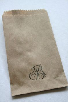 Oh so many uses for 100 extra small brown paper bags $8.95