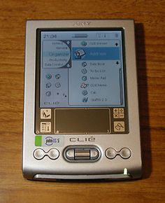 PDAs: Who had a Sony Clie or Palm Pilot....before Smartphones?!
