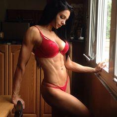 "r4gn4rok: ""Follow me at The Fitness Girlz Amber Callahan - amberjcallahan See more: amberjcallahan at The Fitness Girlz """