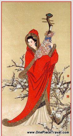 Vocês sabem que a China é repleta de lendas e histórias milenares e essa é mais uma delas: as quatro mulheres mais belas da China. A minha vontade de escrever esse post não veio do nada. Outro dia,…