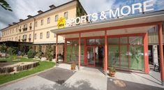 JUFA Fürstenfeld - #Hotel - $40 - #Hotels #Austria #Fürstenfeld http://www.justigo.co.in/hotels/austria/furstenfeld/jufa-gastehaus-furstenfeld_47717.html