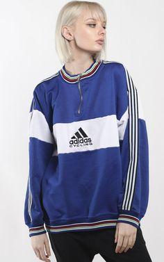 Vintage Adidas Sweatshirt | Frankie Collective