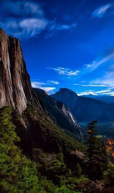 アメリカのヨセミテ国立公園のiPhone壁紙 | 壁紙キングダム スマホ版