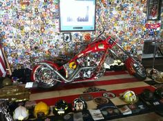 custom built chopper motorcycles near me