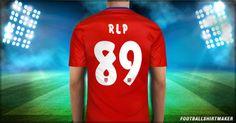 Camiseta Atletico Madrid 2015/2016 Rlp 89