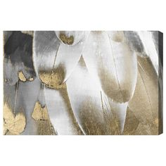 Found it at Wayfair.ca - Royal Feathers Graphic Art on Wrapped Canvas