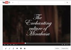 The Enchanting Culture of Minahasa