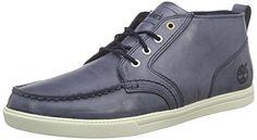 Timberland Newmarket_Fulk LP Chukka MT Leather, Herren Chukka Boots, Blau (Navy), 45.5 EU - http://on-line-kaufen.de/timberland/45-5-eu-timberland-newmarket-fulk-lp-chukka-mt