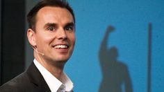 Brendon Burchard - author of the Millionaire Messenger and the Charge.  I used to be part of his Center Ring.