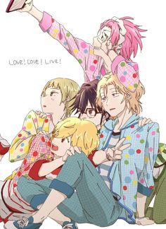 Binan Koukou Chikyuu Bouei-bu Love! by ぶち on pixiv